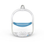 AirFit-P30i-quiet-tube-up-nasal-pillows-mask-front-view-resmed