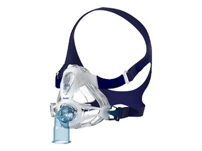 Quattro-FX-non-vented-full-face-mask-for-noninvasive-ventilation-ResMed