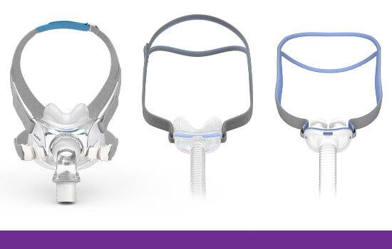ResMed-AirFit-minimalistiska-CPAP-masker-sömnbehandling