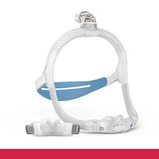 ResMed-AirFit-P30i-CPAP-mask-med-näskuddar-för-mer-frihet