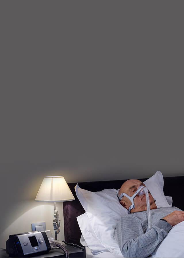 ResMed-AirView Uppkopplad vård för ventilation