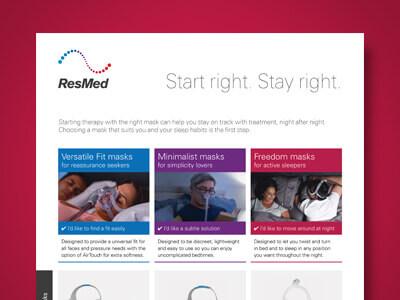 ResMed-CPAP-mask-affisch-med-patientbehov